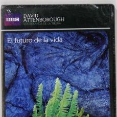 Series de TV: EL FUTURO DE LA VIDA / LOS DESAFIOS DE LA TIERRA / DAVID ANTTENBOROUGH / PRECINTADO. Lote 175206789