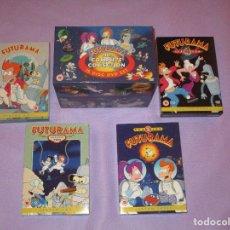 Series de TV: FUTURAMA ( THE COMPLETE COLLECTION ) - 15 DVD SET - EDICION NO ESPAÑOLA - MATT GROENING. Lote 175224808