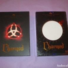 Series de TV: CHARMED ( SEASON 1-8 / SPECIAL EDITION ) - 48 DVD VIDEO DISC - PARAMOUNT - EDICION NO ESPAÑOLA. Lote 175225977