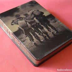Series de TV: -HERMANOS DE SANGRE - BAND OF BROTHERS - SERIE COMPLETA EN 6 DVD - CAJA DE METAL - SPIELBERG. Lote 175519805