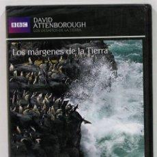 Series de TV: LOS MARGENES DE LA TIERRA / LOS DESAFIOS DE LA TIERRA / DAVID ANTTENBOROUGH / PRECINTADO. Lote 175531819