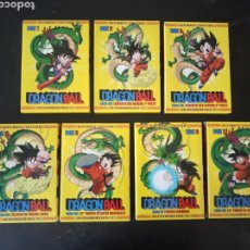 Series de TV: DVD. DRAGON BALL. SERIE COMPLETA. BOX 1-7. SELECTA VISIÓN. COMO NUEVA.. Lote 175637057