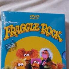 Series de TV: FRAGGLE ROCK SERIE TV EN DVD PRECINTADA SEGUNDA TEMPORADA COMPLETA 24 EPISODIOS JIM HENSON. Lote 175762883