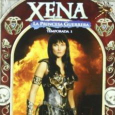 Series de TV: !!! XENA LA PRINCESA GUERRERA - 1ª TEMPORADA *** NUEVA PRECINTADA *** EDIC. ESPAÑOLA. Lote 175819263