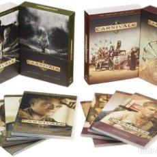 Series de TV: CARNIVALE (SERIE DE TV) SERIE COMPLETA NUEVA DESCATALOGADA. Lote 176120373