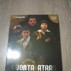 Series de TV: DVD. CUENTA ATRÁS. TEMPORADA 1 (4 DVDS). Lote 176127679