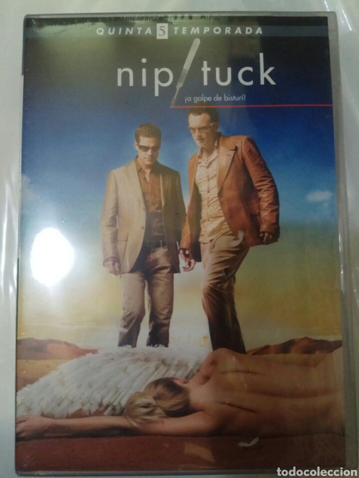 DVD SERIE NIP TUCK LA QUINTA TEMPORADA (Series TV en DVD)