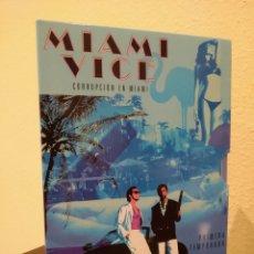 Series de TV: MIAMI VICE -CORRUPCIÓN EN MIAMI- EDICIÓN 2006, 1ª TEMPORADA, 8 DVD'S, DESCATALOGADA. Lote 176437264
