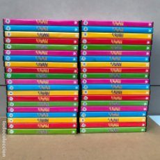 Series de TV: RANMA 1/2 COMPLETA , 40 DVDS COMO NUEVOS. Lote 176608284