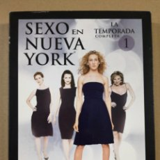 Series de TV: SEXO EN NUEVA YORK 1 TEMPORADA. Lote 176683969