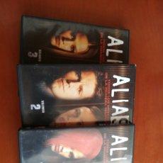 Series de TV: ALIAS PRIMERA TEMPORADA COMPLETA - 6 DVDS. Lote 176723558