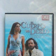Series de TV: EL CUERPO DEL DESEO DVD 4. Lote 176807270