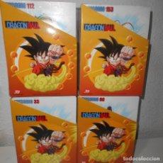 Series de TV: !!! DRAGON BALL !!! LOTE COLECCION COMPLETA 153 DVD EN 4 CAJAS - REMASTERIZADA Y RESTAURADA ***. Lote 176835305