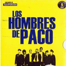 Series de TV: LOS HOMBRES DE PACO PRIMERA TEMPORADA (PRECINTADO). Lote 176843557