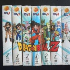 Series de TV: DVD. DRAGON BALL Z. SERIE COMPLETA. PRECINTADA.. Lote 176938239