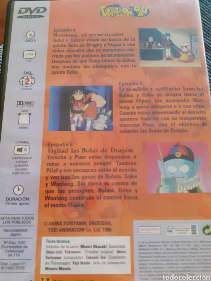 Series de TV: Dragon ball DVD.1986 - Foto 2 - 176968280