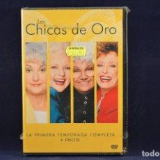 Series de TV: LAS CHICAS DE ORO - LA PRIMERA TEMPORADA COMPLETA - 4 DVD SERIES. Lote 176973283