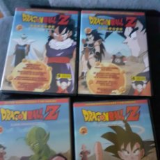 Series de TV: DRAGON BALL Z. LA SAGA DE LOS SAIYANS. Lote 176991613