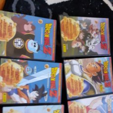 Series de TV: LA SAGA DE LOS SAIYAJINS DRAGON BALL. Lote 176992195