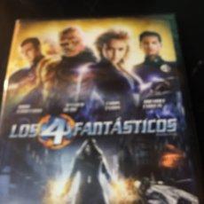 Series de TV: LOS 4 FANTASTICOS DVD - PRECINTADA. Lote 177125600