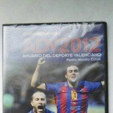 Series de TV: ADV 2012 DVD PRECINTADO ANUARIO DEL DEPORTE VALENCIANO. Lote 177209785