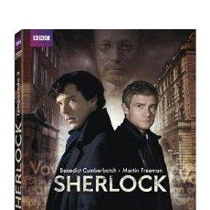 Series de TV: SHERLOCK - 3ª TEMPORADA. Lote 177447113