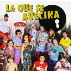 Series de TV: LA QUE SE AVECINA - 5ª TEMPORADA. Lote 177447203