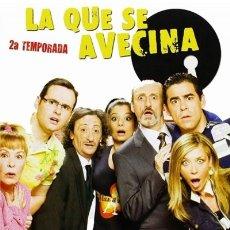 Series de TV: LA QUE SE AVECINA - 2ª TEMPORADA. Lote 177447208