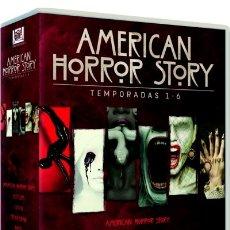 Séries TV: AMERICAN HORROR STORY - 1ª A 6ª TEMPORADA. Lote 177447480