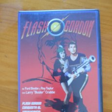 Series de TV: DVD FLASH GORDON - 12 EPISODIOS DE LA SERIE FLASH GORDON CONQUISTA EL UNIVERSO (5R). Lote 177466428