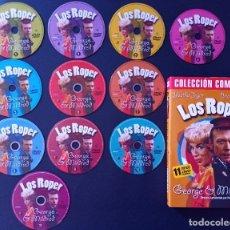 Series de TV: CTC - LOS ROPER SERIE COMPLETA EN 11 DVD - LAS 5 TEMPORADAS - GEORGE Y MILDRED. Lote 177489295