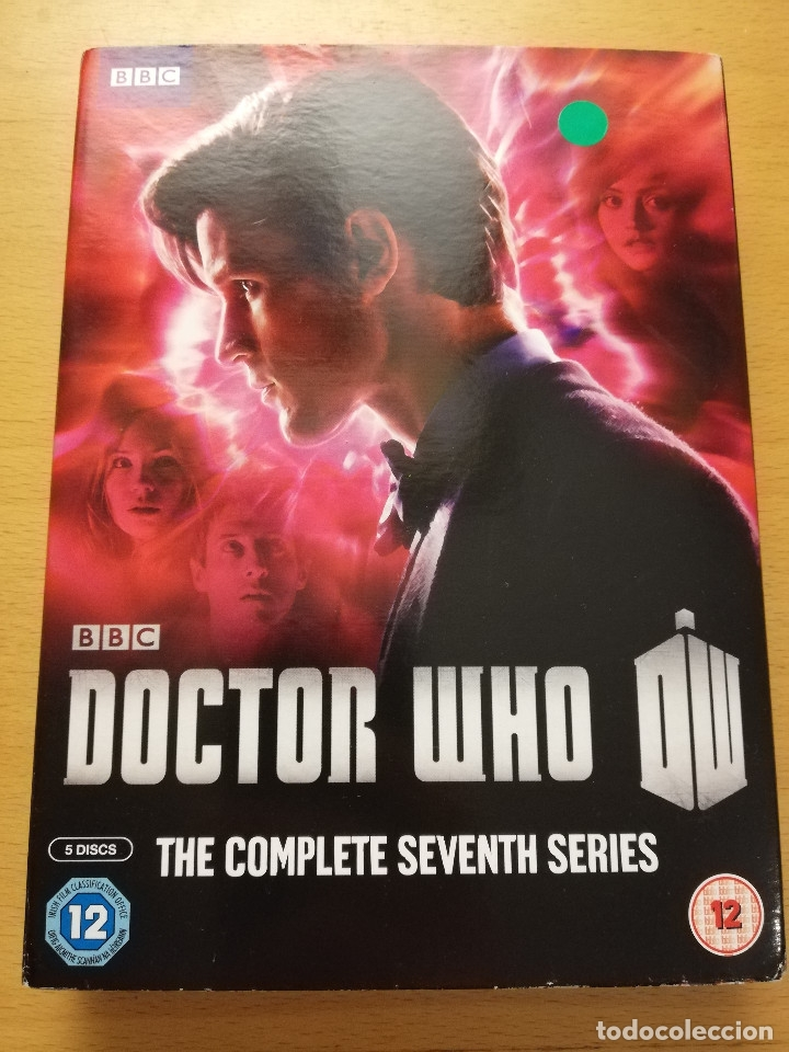 DOCTOR WHO. THE COMPLETE SEVENTH SERIES (DVD) BBC (Series TV en DVD)