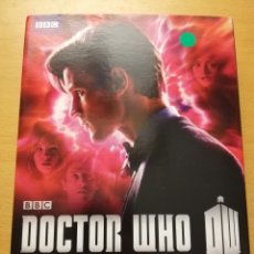 Series de TV: DOCTOR WHO. THE COMPLETE SEVENTH SERIES (DVD) BBC. Lote 177665299