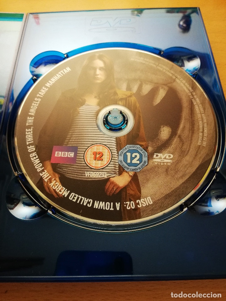 Series de TV: DOCTOR WHO. THE COMPLETE SEVENTH SERIES (DVD) BBC - Foto 4 - 177665299