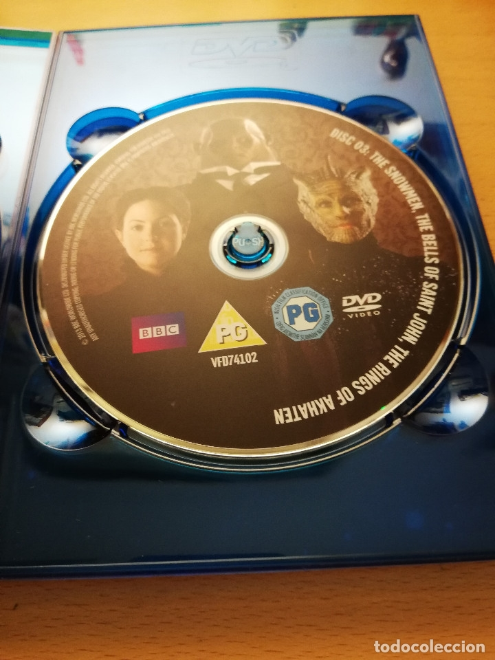 Series de TV: DOCTOR WHO. THE COMPLETE SEVENTH SERIES (DVD) BBC - Foto 5 - 177665299