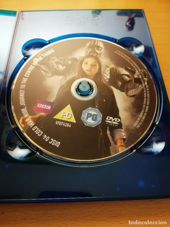Series de TV: DOCTOR WHO. THE COMPLETE SEVENTH SERIES (DVD) BBC - Foto 6 - 177665299