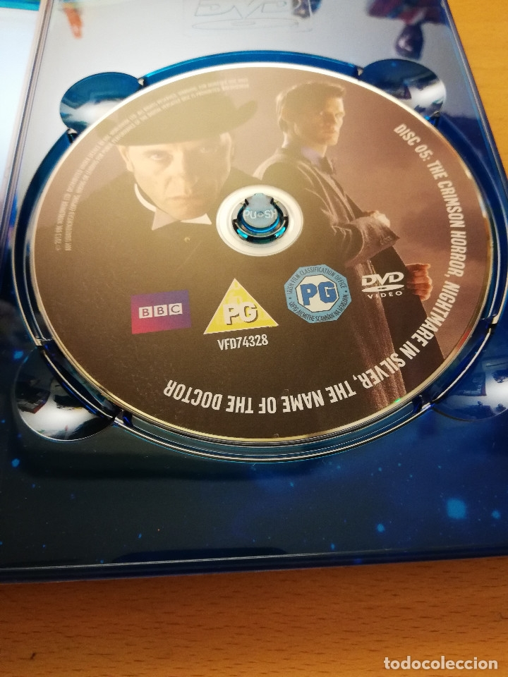 Series de TV: DOCTOR WHO. THE COMPLETE SEVENTH SERIES (DVD) BBC - Foto 7 - 177665299