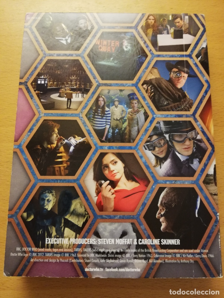 Series de TV: DOCTOR WHO. THE COMPLETE SEVENTH SERIES (DVD) BBC - Foto 8 - 177665299