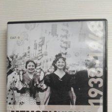 Series de TV: MEMORIA VISUAL DE ESPAÑA 1938-1948 DVD. Lote 177665769
