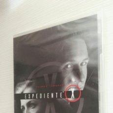 Series de TV: EXPEDIENTE X PRIMERA TEMPORADA DVD VOL. 1 PRECINTADO. Lote 177687578