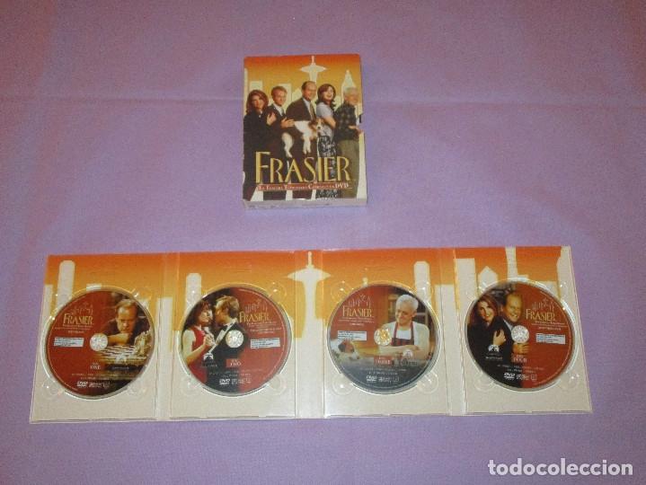 FRASIER ( LA TERCERA TEMPORADA COMPLETA EN DVD ) - 4 DISCOS - 49819 - PARAMOUNT (Series TV en DVD)