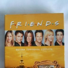 Series de TV: FRIENDS NOVENA TEMPORADA COMPLETA DVD. Lote 177935797