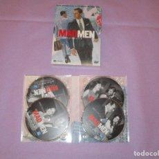 Series de TV: MAD MEN ( TEMPORADA SEIS ) - DVD - 4 DISCOS - 06490 - LIONSGATE. Lote 177936874