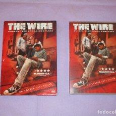 Series de TV: THE WIRE ( CUARTA TEMPORADA COMPLETA ) - DVD - 5 DISCOS - HBO. Lote 177937428