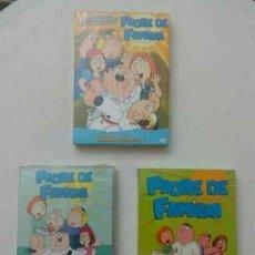 Series de TV: PADRE DE FAMILIA 1,2 Y 3 TEMPORADAS COMPLETAS. Lote 177962940
