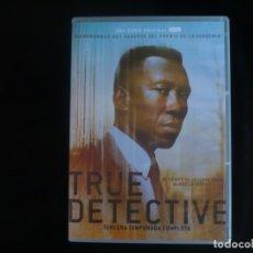 Series de TV: TRUE DETECTIVE - TERCERA TEMPORADA COMPLETA - DVD CASI COMO NUEVOS. Lote 199716052