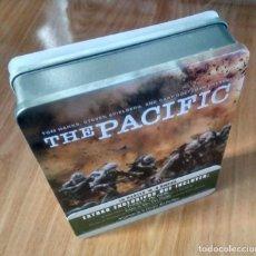 Series de TV: THE PACIFIC - HBO - 6 DVD - ED COMPLETA CAJA DE METAL STEELBOOK + DIGIPACK + CUBIERTA TRASERA. Lote 178051384