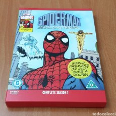 Series de TV: PACK SPIDERMAN AND HIS AMAZING FRIENDS - 2 DVDS TEMPORADA 1 COMPLETA EN CAJA Y LIBRETO. Lote 178144903