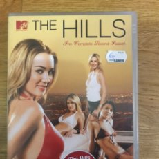 Series de TV: THE HILLS THE COMPLETE SECOND SEASON. Lote 178316072