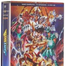Series de TV: SAINT SEIYA, SERIE COMPLETA - DVD - SELECTA VISION. Lote 178570737